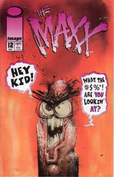 Maxx #12 VF/NM; Image | save on shipping - details inside