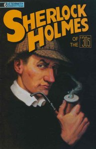 Sherlock Holmes of the '30s #6 FN; Eternity | save on shipping - details inside