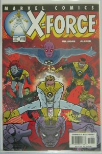 X-Force #116B 8.0 VF (2001)