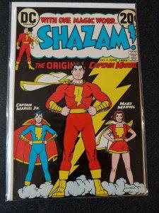 SHAZAM #3 FINE +/VF