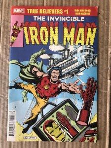 True Believers: Iron Man 2020: War Machine #1 (2020)