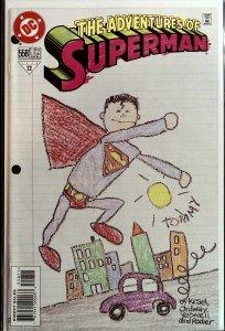 Adventures of Superman #558 (1998)