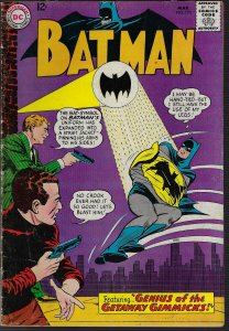 Batman #169 (DC, 1965) VG+