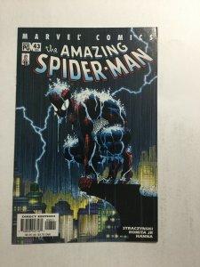 Amazing Spider-Man 43 LGY 484 Nm Near Mint Marvel Comics