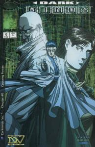 Darkminds #6 VF/NM; Image | save on shipping - details inside