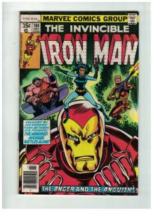 IRON MAN 104 VG Nov. 1977 copy B