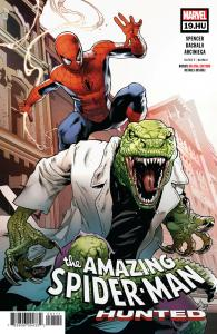 Amazing Spider-Man #19.HU (Marvel, 2019) NM