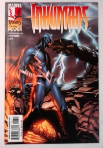 Inhumans (2nd Series) #6 Marvel 1999  Comic Book 1st Print