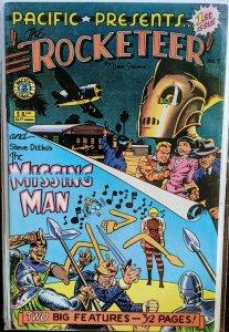 Pacific Presents #1 (1982)
