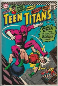 Teen Titans, The # 5 Strict FN/VF+ High-Grade 1st The Ant, Robin the Boy Wonder