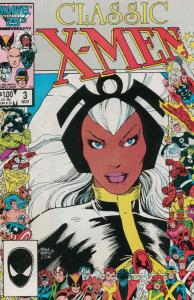 Classic X-Men #3 VF/NM; Marvel | save on shipping - details inside