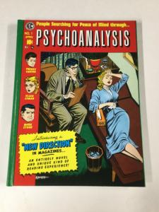Psychoanalysis Ec Hardcover Edition Oversize Collects 1-4 Tpb Hc