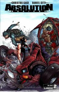 Absolution: Rubicon #2B VF/NM; Avatar | save on shipping - details inside