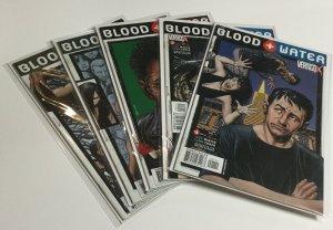 Blood + Water 1 2 3 4 5 1-5 Nm- Near Mint- Vertigo DC Comics