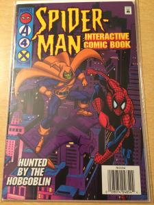 Spider-Man Interactive Comic Book