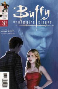 Buffy the Vampire Slayer #53 VF; Dark Horse | save on shipping - details inside
