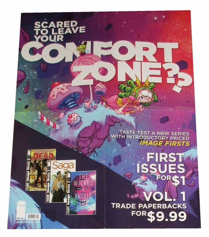 Image Firsts Skottie Young Folded Promo Poster (18 x 24) - New!