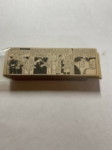 Dick Tracy Newspaper Comics Strip 1951 Daily Dailies  Complete Black And White
