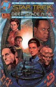 Star Trek: Deep Space Nine (1993 series) #1, NM (Stock photo)