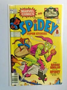 Spidey Super Stories #23 Green Goblin 1st Series 8.0 VF (1977)