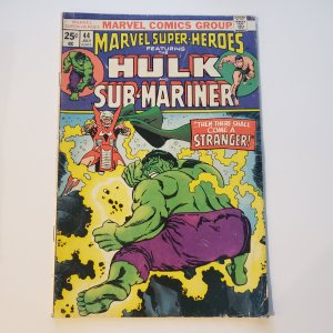 Marvel Super Heroes #44