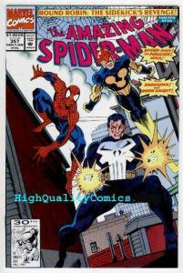 SPIDER-MAN #357,  NM+, Punisher, Moon Knight, Amazing, 1963, more in our store