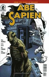 Abe Sapien: Dark and Terrible #32 VF; Dark Horse | save on shipping - details in
