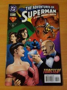 Adventures of Superman #535 ~ NEAR MINT NM ~ (1996, DC Comics)