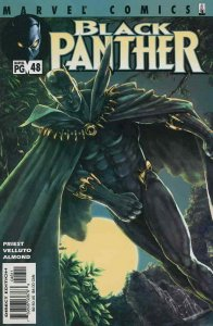 Black Panther (Vol. 2) #48 VF; Marvel | save on shipping - details inside