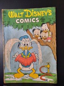 Walt Disney's Comics & Stories #141 (1952)