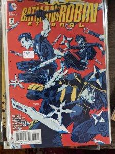 Batman & Robin Eternal #7 (2016)