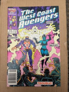 The West Coast Avengers #12