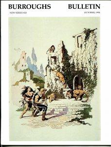 Burroughs Bulletin New Series #20 1994-ERB-Tarzan-Frank Frazetta-VF