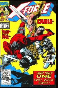 X-Force #15 (1992)