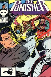 Punisher (1987 series) #3, VF+ (Stock photo)