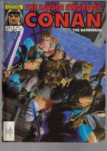 Savage Sword of Conan #105 (Marvel, 1984)