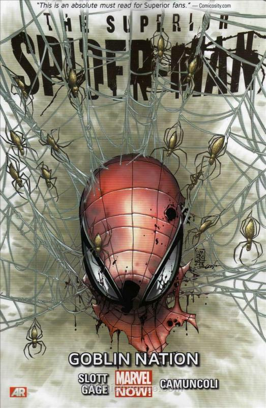 Superior Spider-Man TPB #6 (2nd) VF/NM; Marvel | save on shipping - details insi