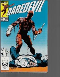 Daredevil #202 (Marvel, 1987)
