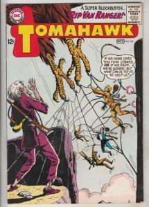 Tomahawk #94 (Oct-64) NM- High-Grade Tomahawk