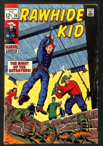 The Rawhide Kid #70 (1969)