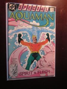 Aquaman Special #1 8.0 VF (1988)
