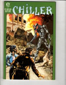 Lot Of 5 Marvel Epic Comic Books Chiller # 1 2 + Brats Bizarre 1 43 CR28