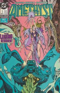 Amethyst (Mini-Series) #1 VF/NM; DC | save on shipping - details inside