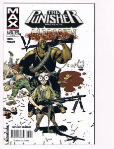 The Punisher Presents Barracuda # 5 Marvel Comic Books Hi-Res Scans WOW!!!!! S10
