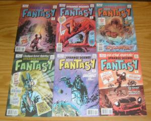 Strange Science Fantasy #1-6 VF/NM complete series - c. scott morse 2 3 4 5 set