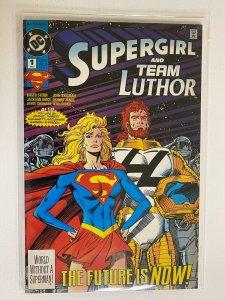 Supergirl Lex Luthor Special #1 DC 8.0 VF (1993)