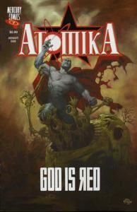 Atomika #7 VF; Speakeasy | save on shipping - details inside