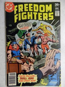 Freedom Fighters #12 (1978)