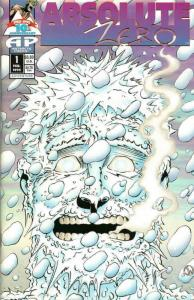 Absolute Zero #1 VF/NM; Antarctic | save on shipping - details inside