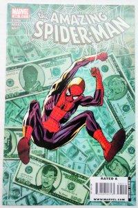 The Amazing Spider-Man #580 (NM-, 2009)